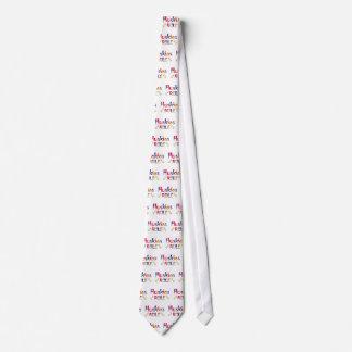 Huskies Rule Neck Tie