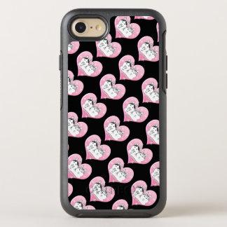 Huskies Snow Pink OtterBox Symmetry iPhone 8/7 Case