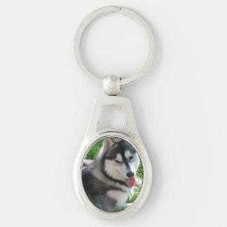 husky-3 key chain