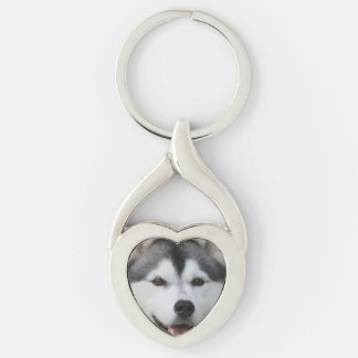 husky-6 keychain