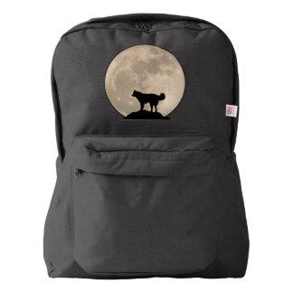 Husky Backpack Siberian Husky Wolf Dog Backpacks