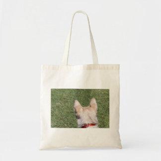 Husky Tote Bags