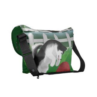 Husky Bag Courier Bag