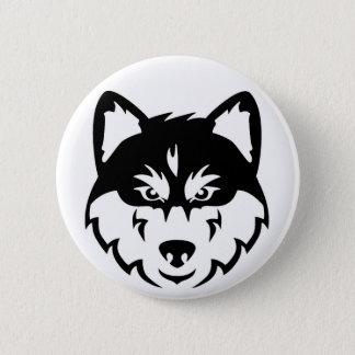 Husky Button