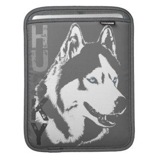 Husky Dog iPad Sleeve Malamute Sled Dog Gift