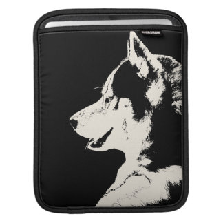 Husky Dog iPad Sleeve Malamute Sled Dog Pup Sleeve
