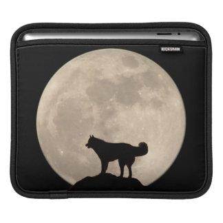Husky Dog iPad Sleeve Malamute Sled Dog Pup Sleeve
