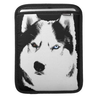 Husky Dog iPad Sleeve Malamute Sled Dog Sleeve