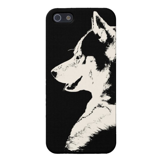 Husky Dog iPhone Cases Husky Malamute Pup Cases