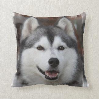 Husky Dog  Pillow