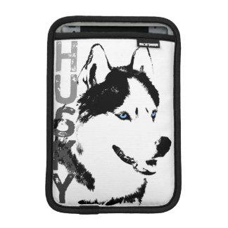 Husky Eyes iPad Mini Sleeve Malamute Sled Dog Gift