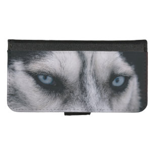 Siberian Husky Eyes Iphone 8 7 Cases Covers Zazzle