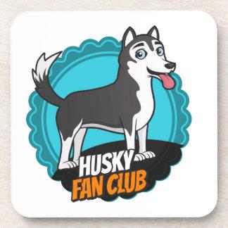 Husky Fan Club Coaster