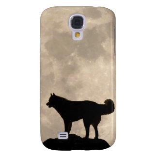 Husky Galaxy S4  Case Sled Dog Husky Case