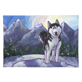 Husky Gifts & Accessories Placemat