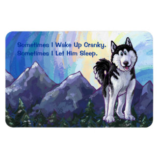 Husky Gifts & Accessories Magnet