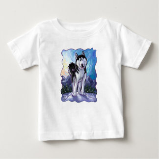 Husky Heads and Tails Infant T-shirt