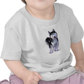 Husky Heads and Tails Shirts
