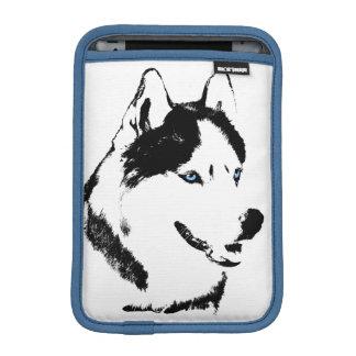 Husky iPad Mini Sleeve Malamute Sled Dog Gift