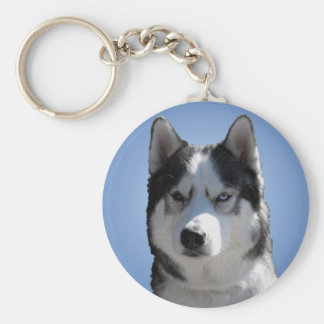 Husky Keychain Siberian Husky / Malamute Gifts