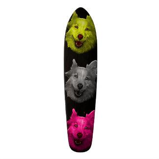 Husky Lab dog art 5068 BB Skateboard Deck