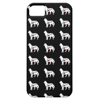 Husky Love iPhone SE/5/5s Case