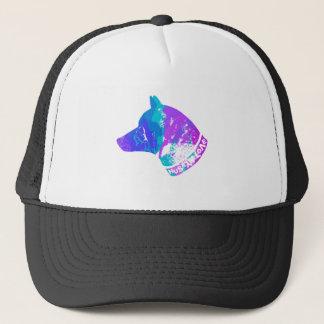 HUSKY Love (Violet) Trucker Hat