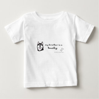 husky - more breeds tee shirt