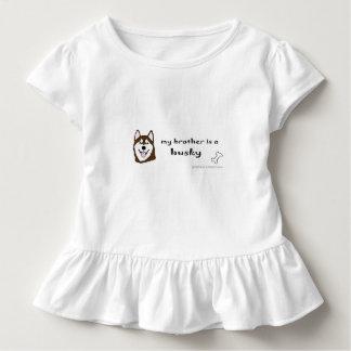 husky - more breeds toddler t-shirt