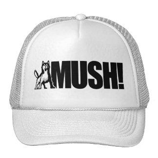 Husky Mush Hat