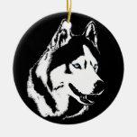Husky Ornament Malamute Keepsake Dog Gifts