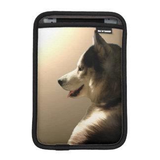 Husky Pup iPad Mini Sleeve Malamute Sled Dog Gift