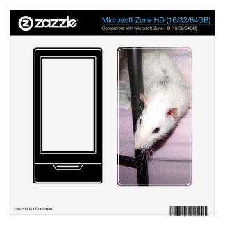 husky rat 1 Microsoft Zune HD Skin For The Zune HD