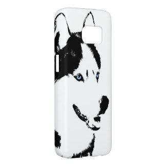 Husky Samsung 7 Case Sled Dog Cases Customize