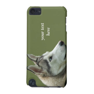 Husky Siberian dog photo ipod touch 4G case iPod Touch (5th Generation) Cases