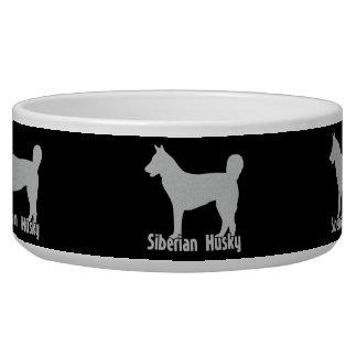Husky siberiano bol para perro