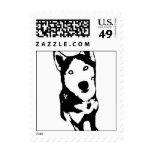 Husky Stamp
