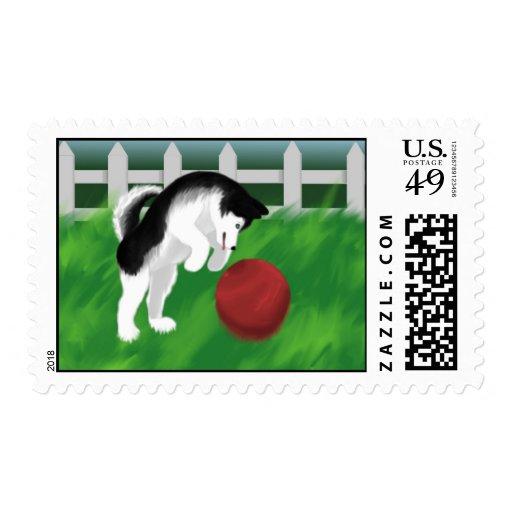 Husky Stamps