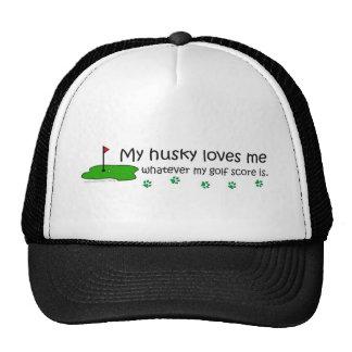 Husky Trucker Hats