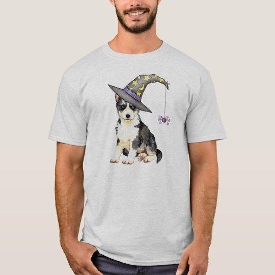 Husky Witch T-Shirt