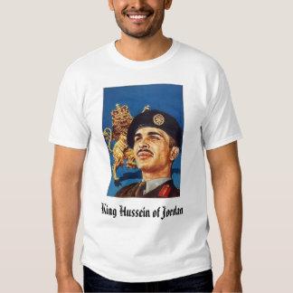 hussein, King Hussein of Jordan Shirt