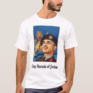 hussein, King Hussein of Jordan T-Shirt