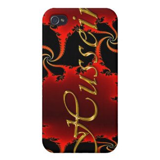 HUSSEIN Name Branded iPhone Cover