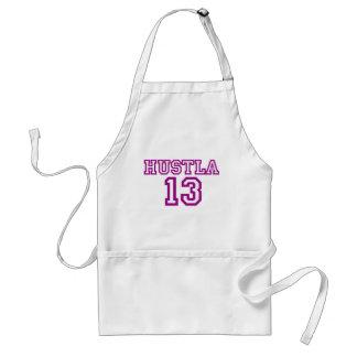 Hustla 2013 adult apron