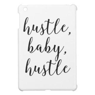 Hustle, Baby, Hustle Cursive Script Case For The iPad Mini