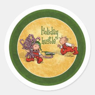 Hustle & Bustle - Good Cheer! Stickers