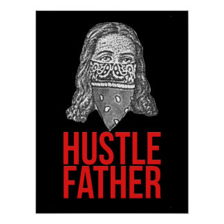 Hustle father poster