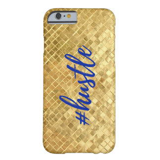 #Hustle Gold iPhone Case