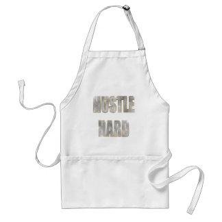 Hustle Hard Apron
