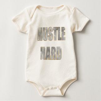 Hustle Hard Baby Bodysuit